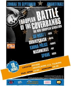 Poster kwartfinale dutch battle